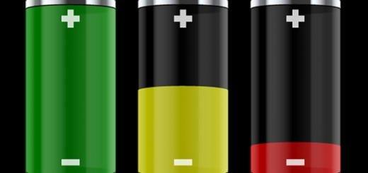 время зарядки аккумулятора