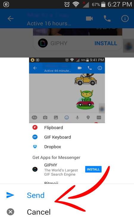 Посылать музыку и видео черезDropbox