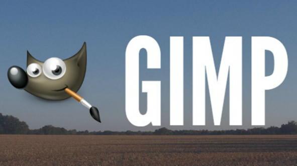 Бесплатный растровый редактор картинок Gimp
