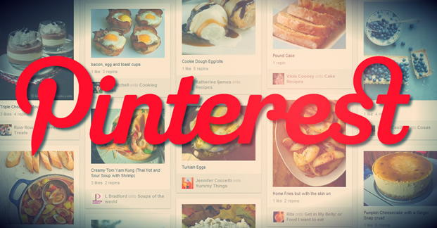 Социальный сервис Pinterest