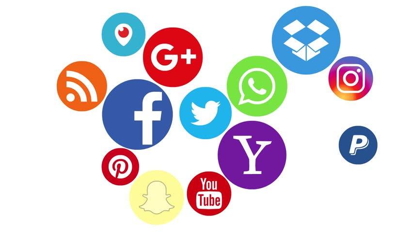 популярные сети в рунете