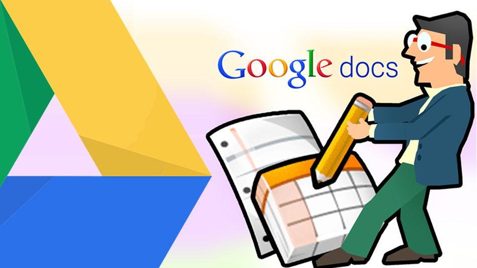 как отправить гугл документы