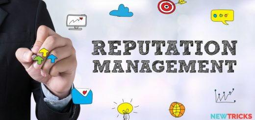 управление репутацией компании в интернете